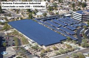 sistema fotovoltaico para industrias
